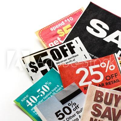 Saisie de coupons